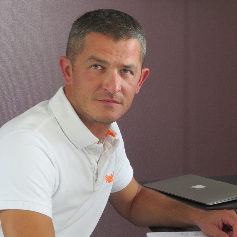 Jean Chapuis – Directeur Commercial