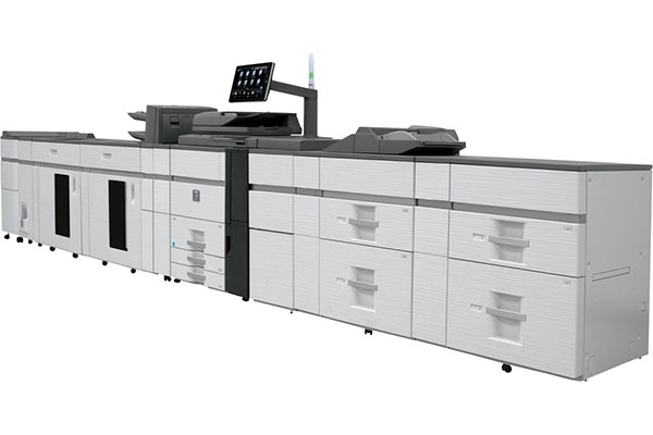 Imprmantes de production SHARP MX7500NS