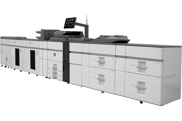 Imprmantes de production SHARP MX7500NS